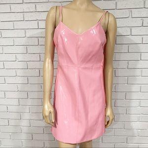 Ronny Kobo Women's Bubble Gum Pink Matissa Dress